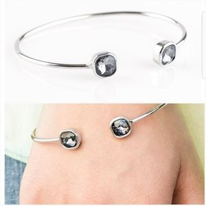 TOTALLY TRADITIONAL SILVER CUFF BRACELET